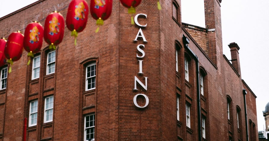 Erste Schritte in einem mobilen Casino
