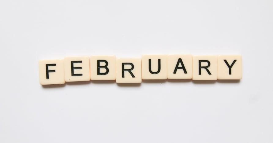 Microgaming veröffentlicht im Februar atemberaubende 20 neue Titel