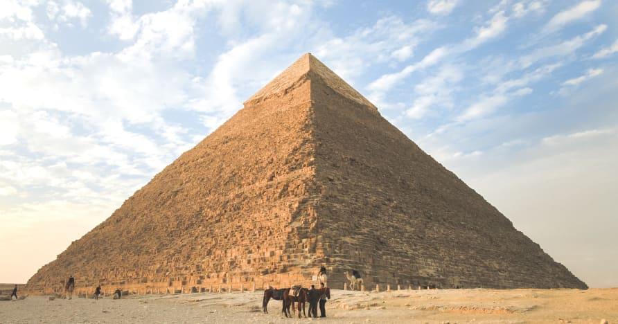 Top 6 Spielautomaten mit ägyptischem Thema im Jahr 2021