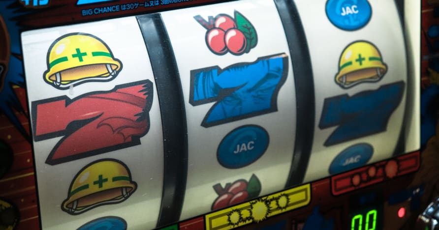 Wie man auf Spielautomaten spielt