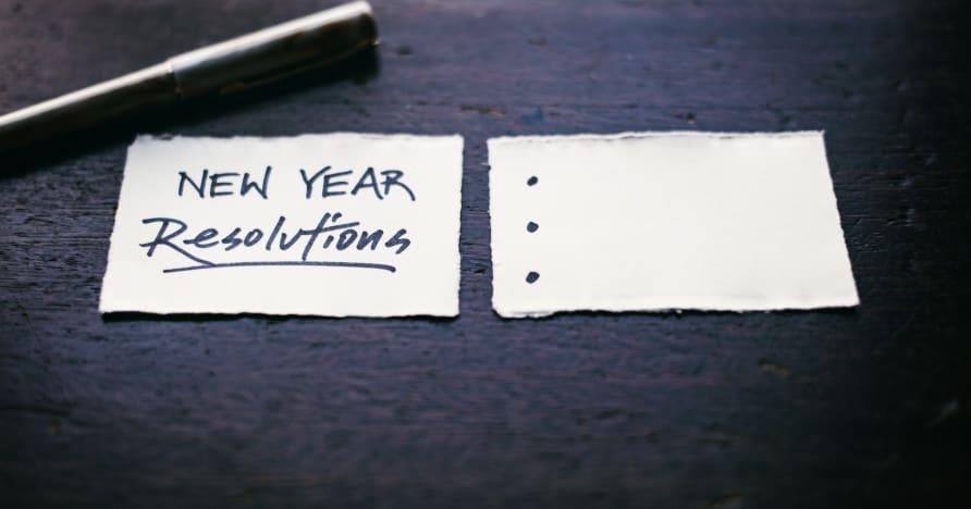Halten Sie Ihre Neujahrsvorsätze ein?