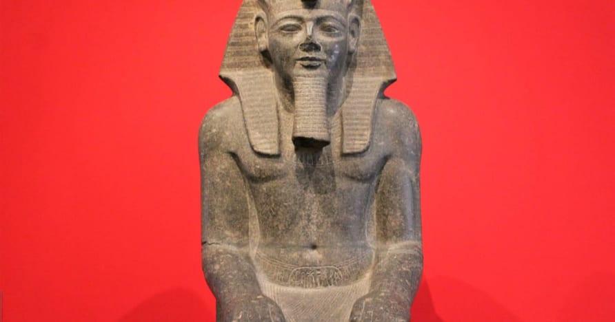 Ramses-Buch: Die beliebte Slots-Serie von Casumo