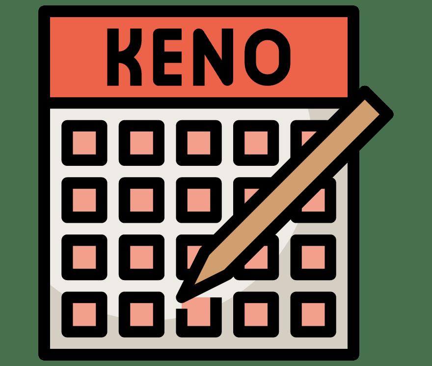 34 Beste Keno Mobil Casinos im Jahr 2021