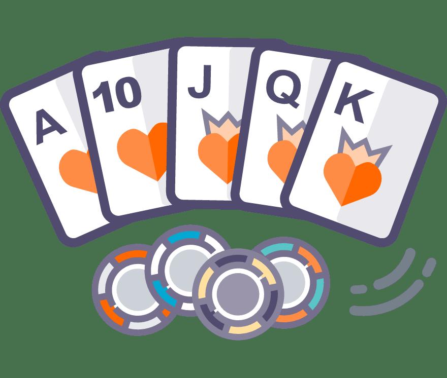 45 Beste Texas Holdem Mobil Casinos im Jahr 2021