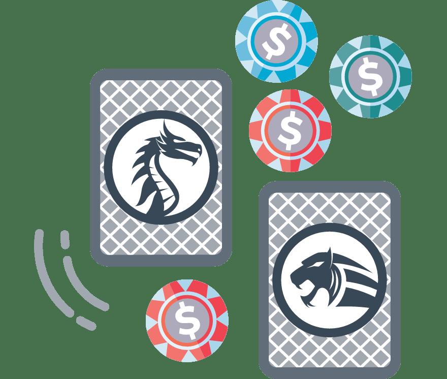 43 Beste Dragon Tiger Mobil Casinos im Jahr 2021