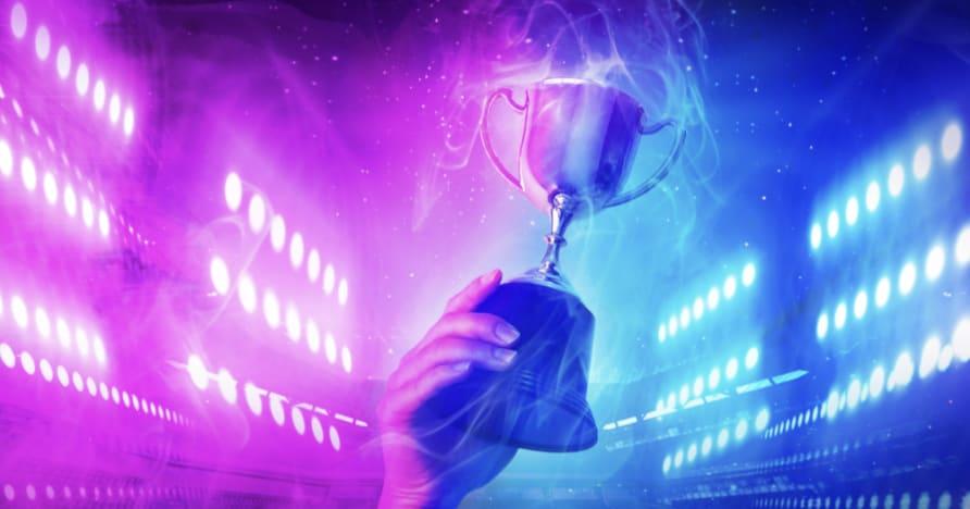 5 Esports-Wettveranstaltungen im Juli 2021